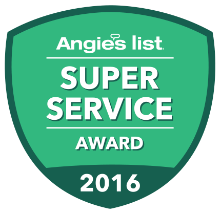 Angie's List: Super Service Award
