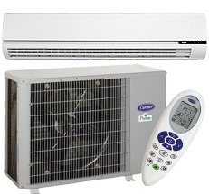 Carrier Performance High Wall | Ductless Air Conditioners | Tallahassee