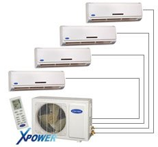 Xpower Performance Series Highwall | Ductless Air Conditioners | Tallahassee